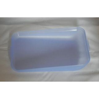 Tupperware Oberteil für Vesperbox - blau