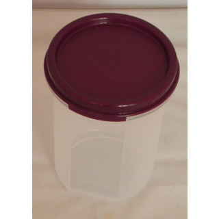 Tupperware Solo Runde -  Backzauber - lila - 440 ml