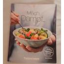 Tupperware Buch / Rezeptheft - Mach Dampf