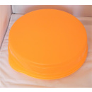 Tupperware Junge Welle Tortenbehälter - Torty - orange