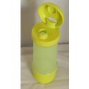 Tupperware Trinkflasche Eco Wasser Plus