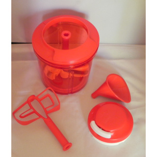 Tupperware Extra Chef - rot