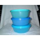 Tupperware Grosse Hitparade (3) - blau / grün