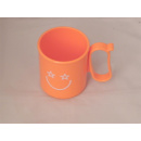 Tupperware Stimmungstasse - Tasse orange