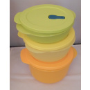 Tupperware CrystalWave MicroTup Set - groß