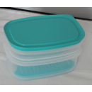 Tupperware Mini Cool`N Fresh Set - grün