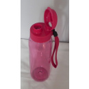 Tupperware Eco Fresh 750 ml - pink - mit Sportband