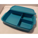 Tupperware Brotbox - Pausen Mix - grün - Pausen Box
