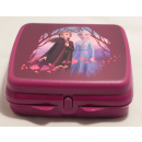 Tupperware Sandwichbox - Anna & Elsa