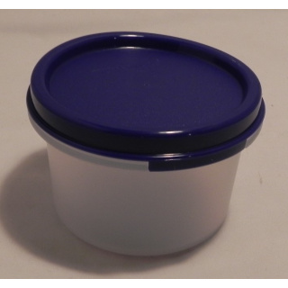 Tupperware Solo Runde - Backzauber - blau - 200 ml