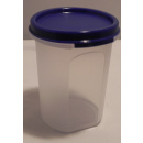 Tupperware Solo Runde -  Backzauber - blau - 440 ml