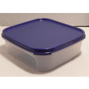Tupperware Kompaktus 1,2 Liter -  transparent / blau -...