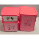 Tupperware Micky Maus Set - Cubix Set