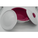 Tupperware Thermo Duo 2,5 Liter - brombeer