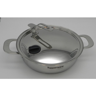 Tupperware Chef Series Pure Cookware Sauteuse 2,8 Liter