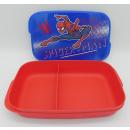 Tupperware Brotbox - Spider Man Pausenbox