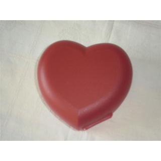 Tupperware Herz Dose - rot