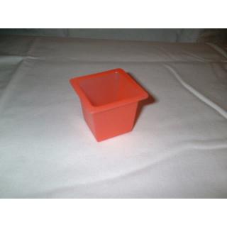 Tupperware Eiswürfel - rot - Haushaltshelfer